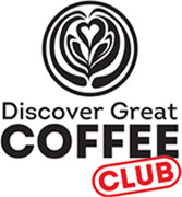 Discover Great Coffee Club Logo