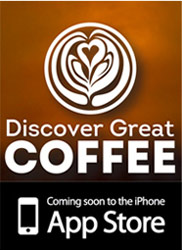 Discover Great Coffee Logo
